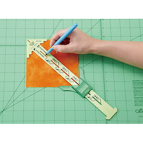 Clover No-Hassles Triangle Gauge
