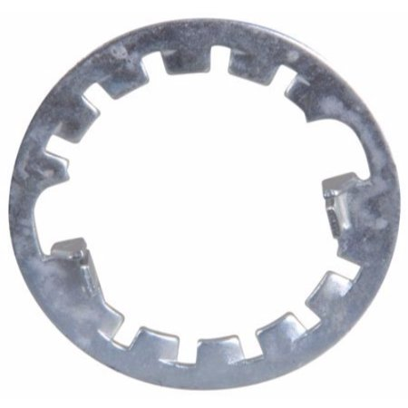 Southco 90-6-875 Spur Washer for Large Size Vice-Action Compression Latches (for Optional Round Hole installations) , Steel