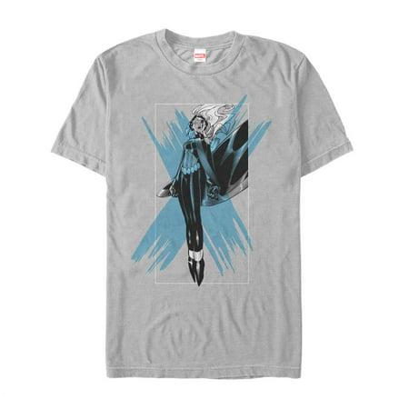 Marvel Men's X-Men Storm Fly T-Shirt (Marvel Storm)