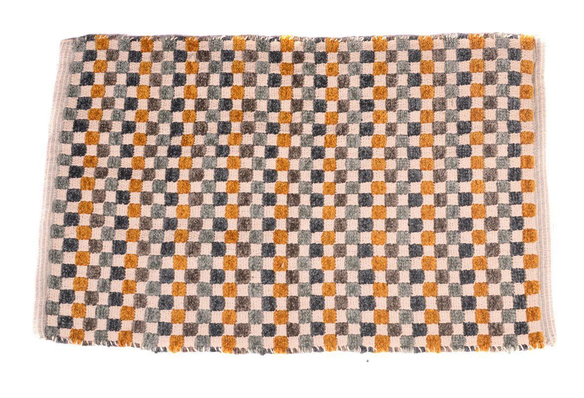 Doormat 2x3 ft Beige Doormat Bathmat Kitchen Bedroom Bath Rug (24''x 36'') Living Room... by MystiqueDecors