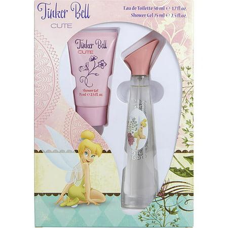 Disney Tinkerbell Flower - DISNEY TINKERBELL by Disney - FLOWER SET-EDT SPRAY 1.7 OZ & SHOWER GEL 2.5 OZ - WOMEN