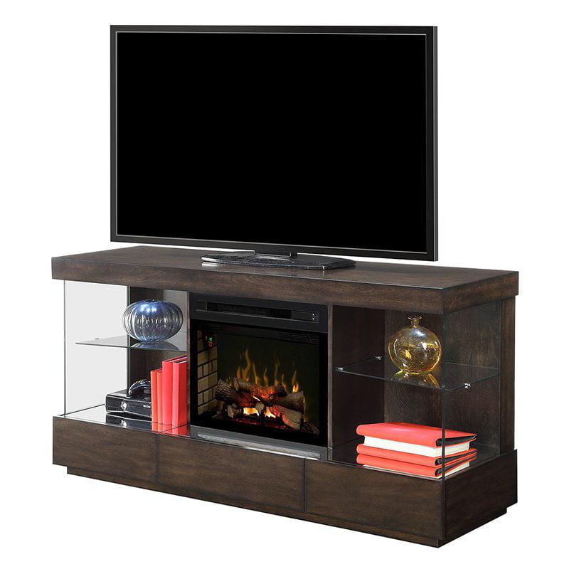 Dimplex Camilla Electric Fireplace TV Stand