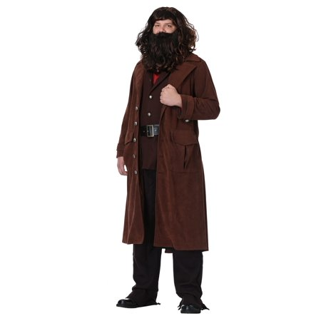 Harry Potter Deluxe Hagrid Plus Size Mens Costume - Plus Size Mens Costume