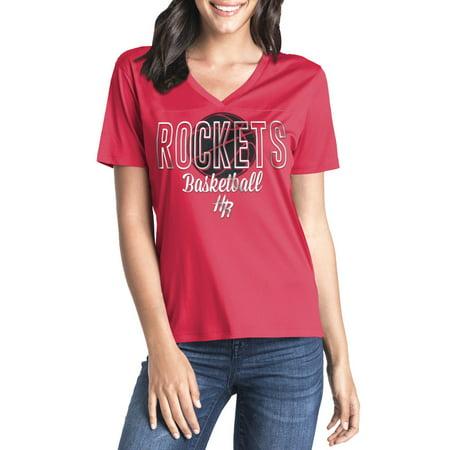 Women's NBA Houston Rockets James Harden Short Sleeve Player