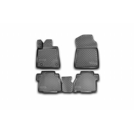 Novline EXP-NLC-48-72-210 Toyota Tacoma Access Cab Floor ...