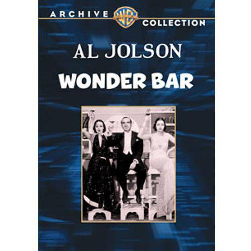 Wonder Bar DVD Movie 1934