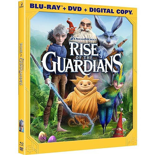 Rise Of The Guardians (Blu-ray   DVD) (Widescreen)