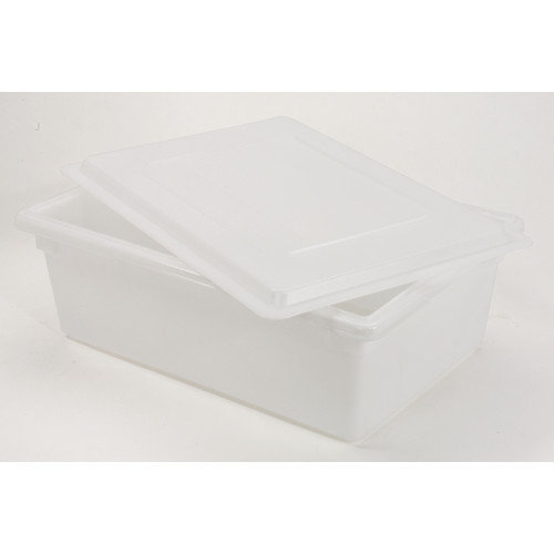 Rubbermaid Commercial Products 3.5 Gallon Polyethylene Food Storage Box