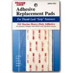 Ready Amer MRVRP2 Adhesive Replacement Pads, Pack - 4