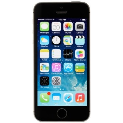 Refurbished iPhone 5s 16GB Cell Phone - Space Gray (Sprint)
