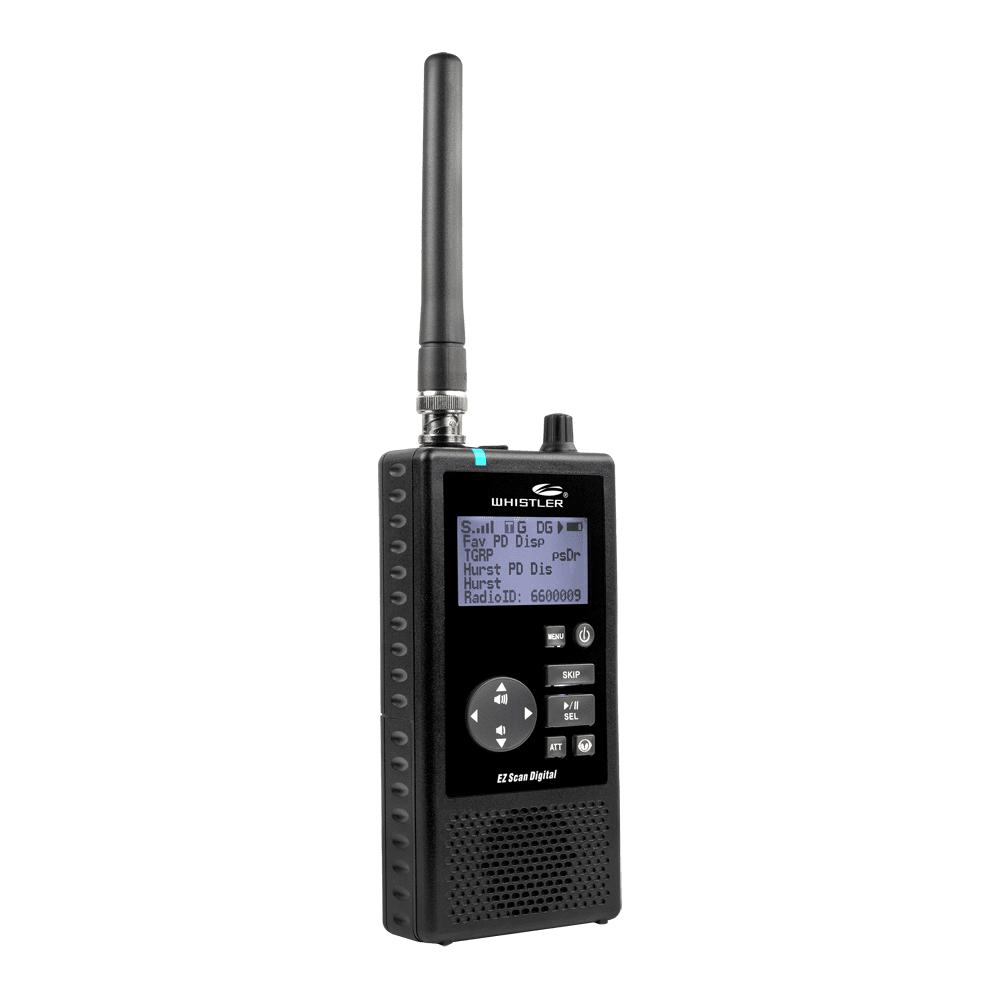 Whistler WS1080 Handheld Digital Trunking Scanner