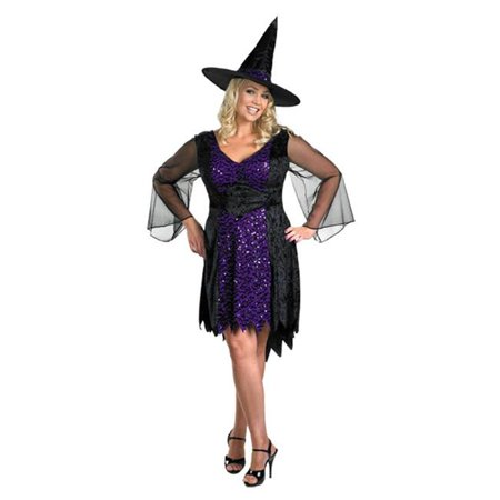 Costumes For All Occasions Dg23884R Brilliantly Bewitched 22-24