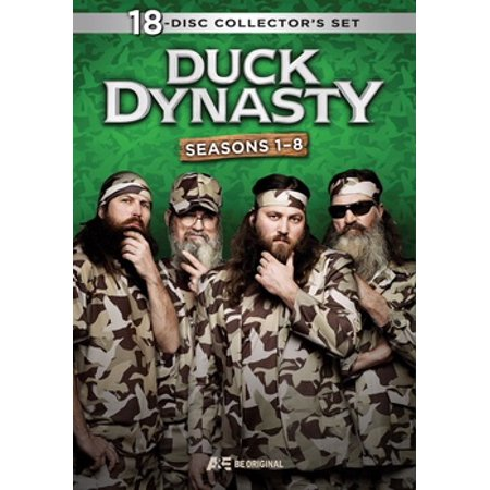 Duck Dynasty: Seasons 1-8 - Characters In Duck Dynasty