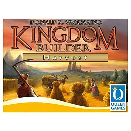 Kingdom Builder: Harvest Board Game (4 Player) ()