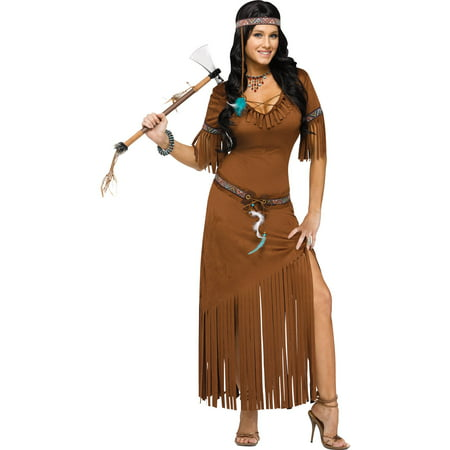 Native American Summer Women's Adult Halloween Costume