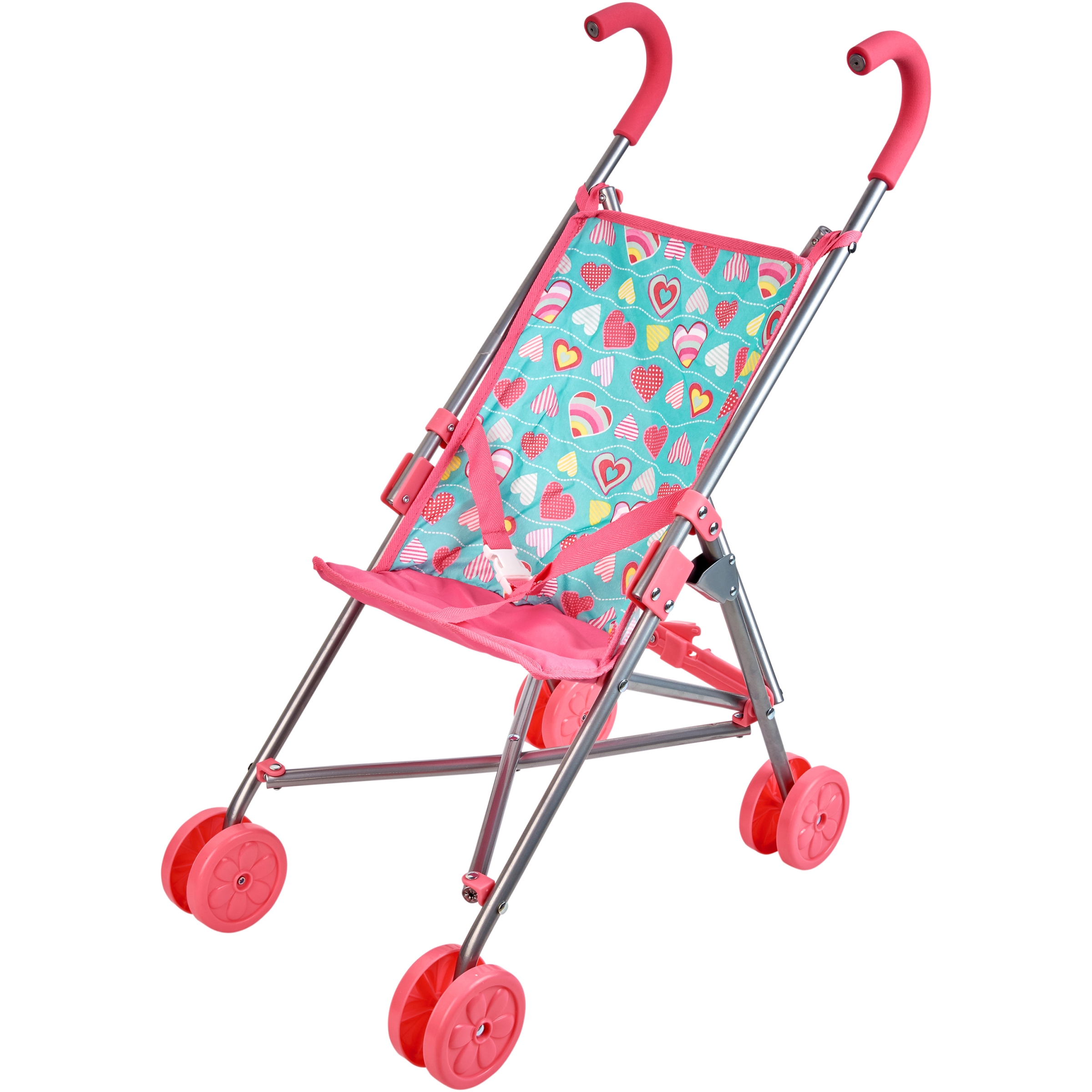 Baby Doll Stroller Foldable Strollers For Little Girls ...
