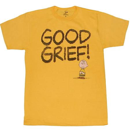 Peanuts Good Grief Charlie Brown T-Shirt](Charlie Brown Shirt)