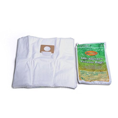 Replacement for Kenmore 12, Type C Q HEPA Tank Vacuum Cleaner Bags - image 1 de 1