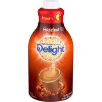 White Wave Hazelnut Coffee Creamer 50.7fl.oz (PACK OF 2)