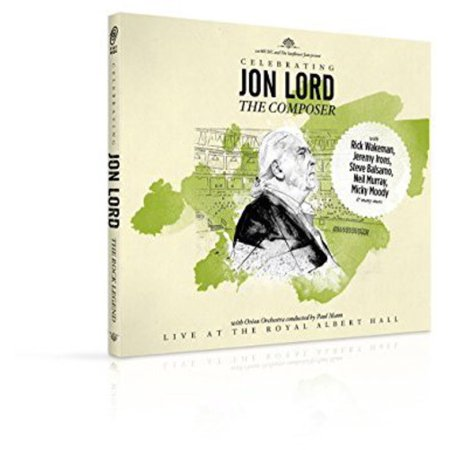 Celebrating Jon Lord the Composer (Composers Rock)