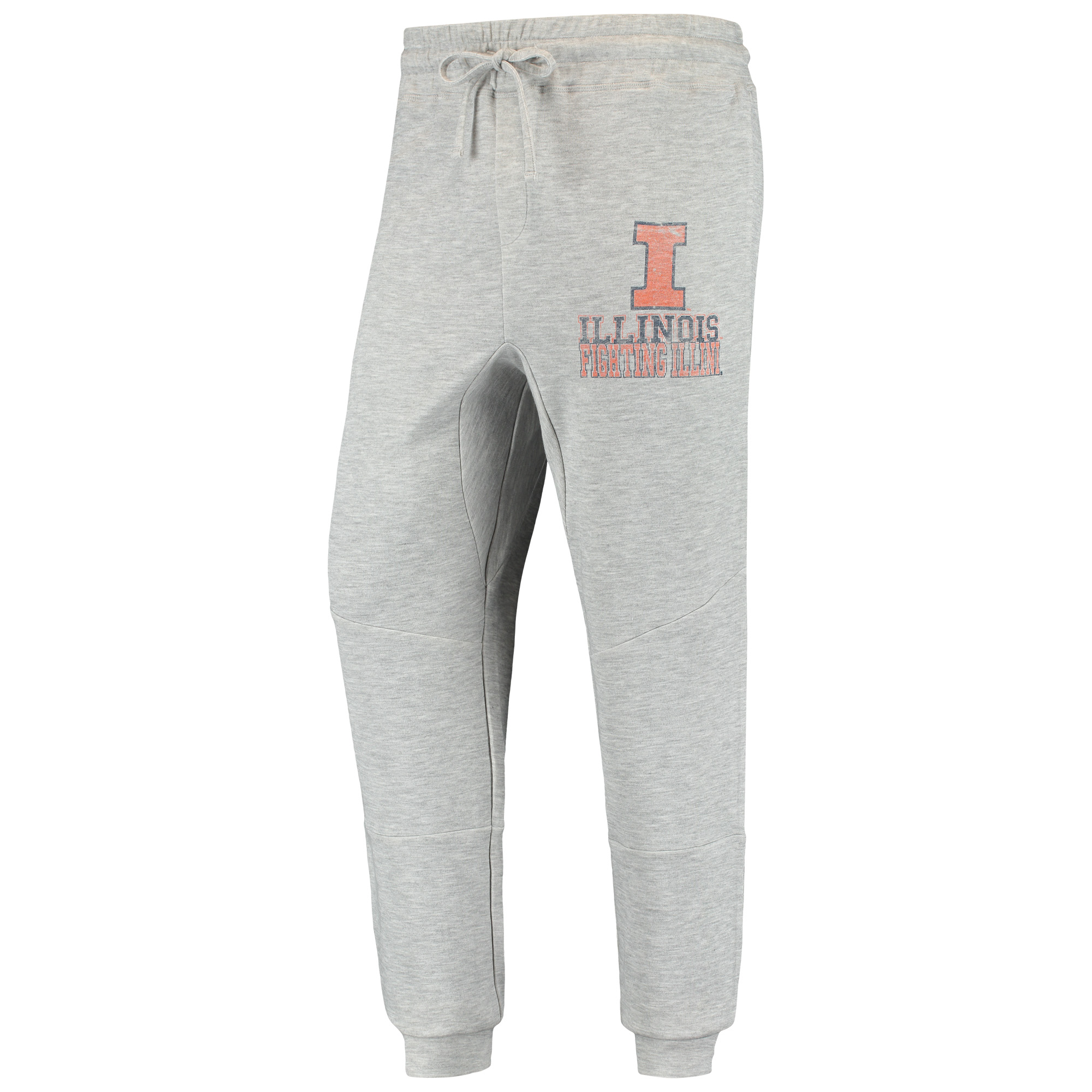 Illinois Fighting Illini Official NCAA Adult Size Athletic Sweatpants New Tags