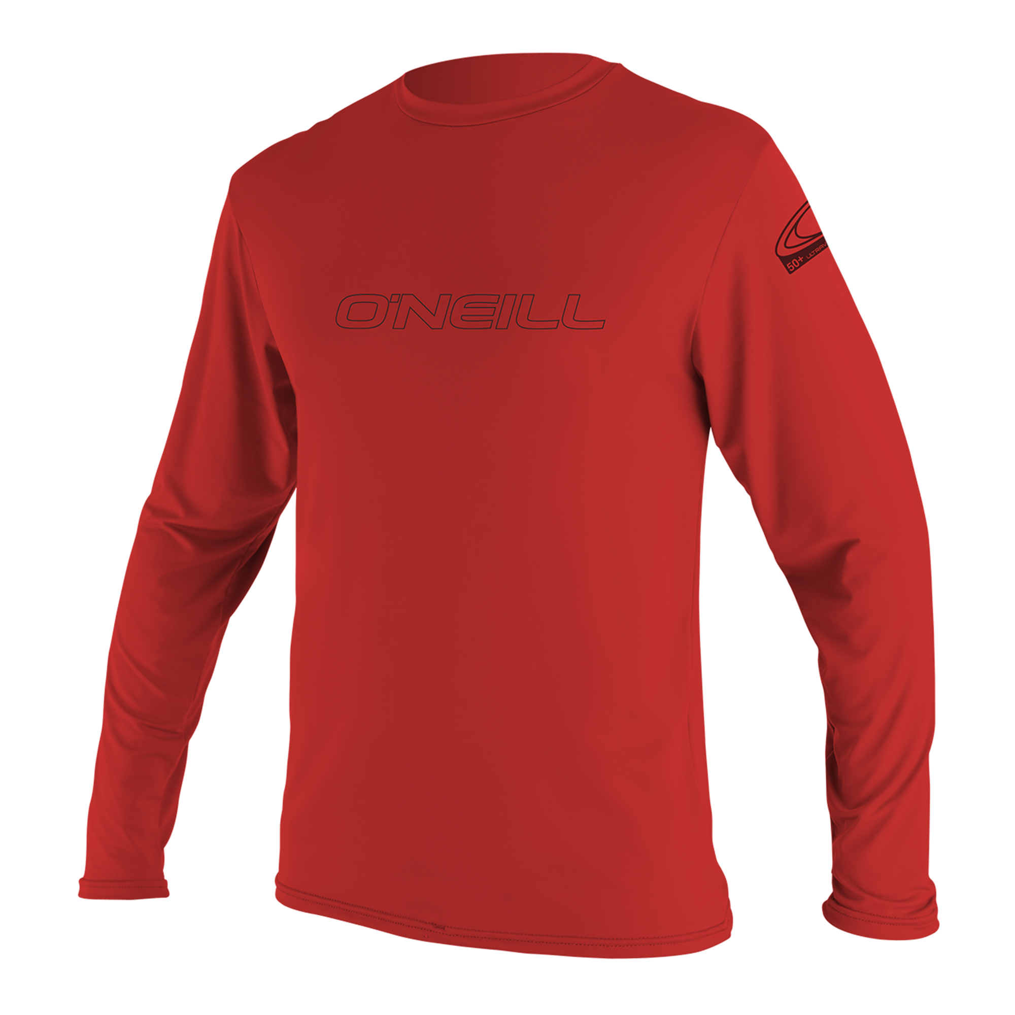 O'NEILL MEN'S BASIC SKINS 50 + LONG SLEEVE (Multiple Colors and Sizes)