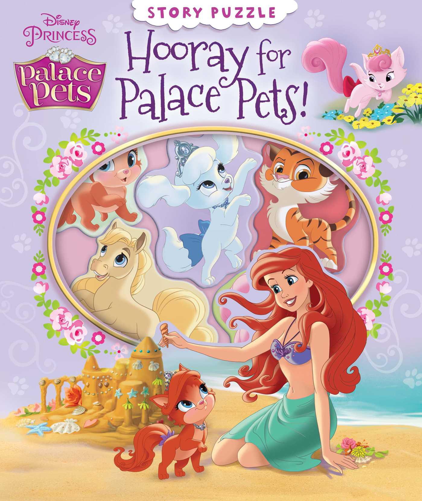 Disney Princess Palace Pets Hooray For