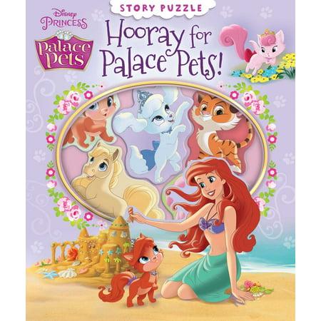 Disney Princess Palace Pets: Hooray for Palace - Disney Princess Palace