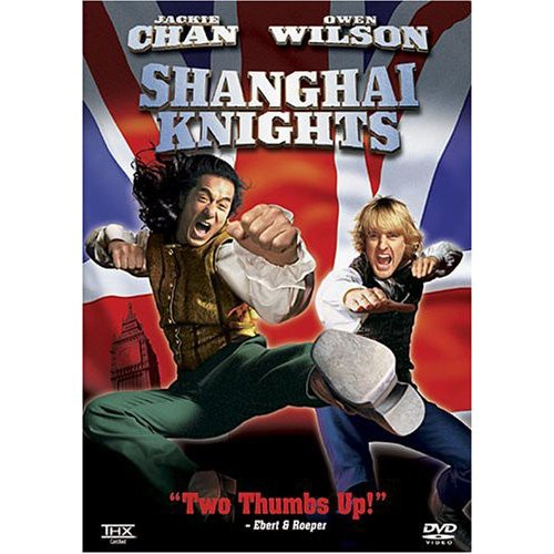 Shanghai Knights (Widescreen)