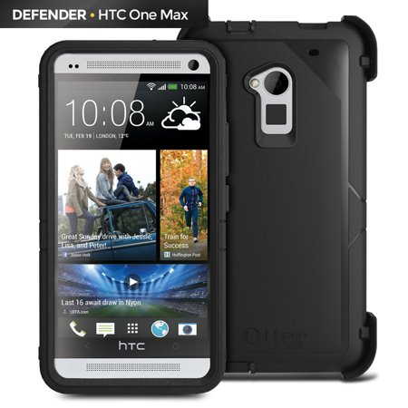 OtterBox HTC One Max Case Defender Series (Htc One Best Features)