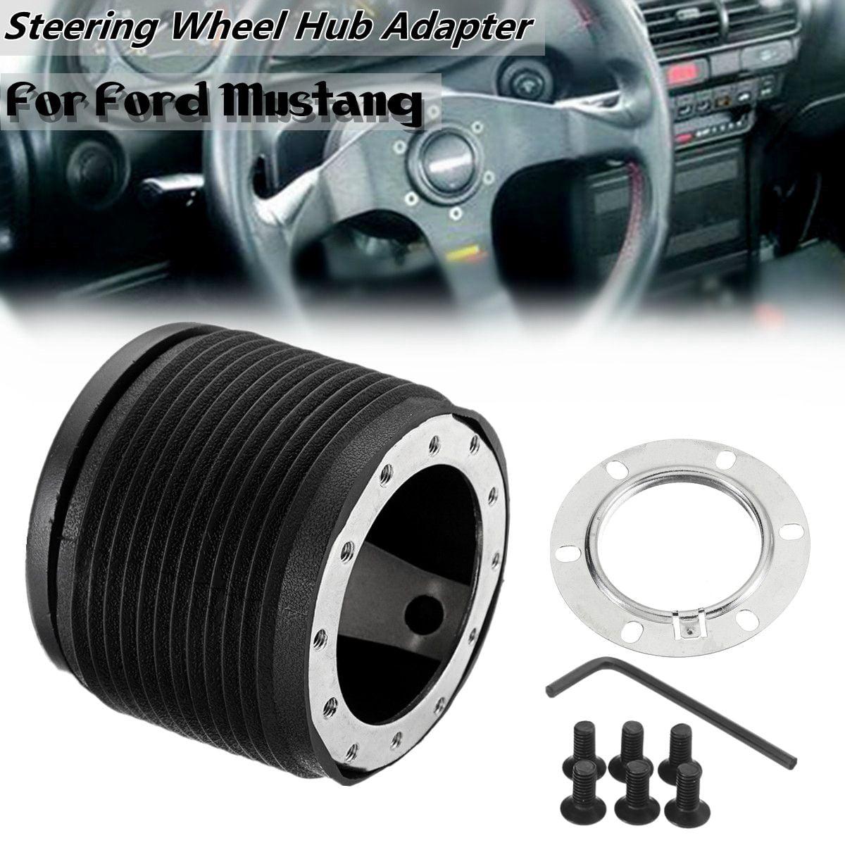 6 Bolt Hole Racing Steering Wheel Hub Adapter Boss Kit For Ford Mustang 89 95 Us Walmart Canada