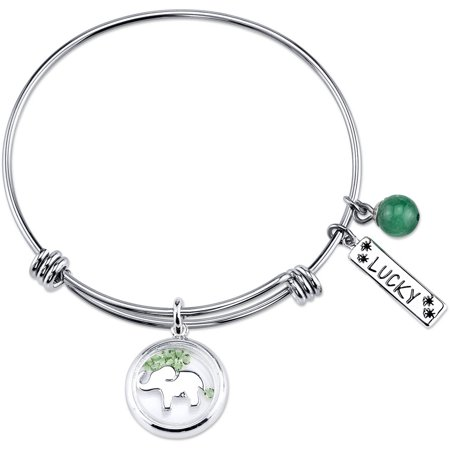 Series Stainless Steel Bangle (Stainless Steel Expandable