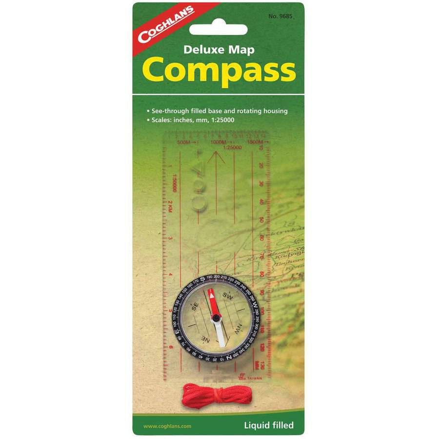 Coghlan's Deluxe Map Compass