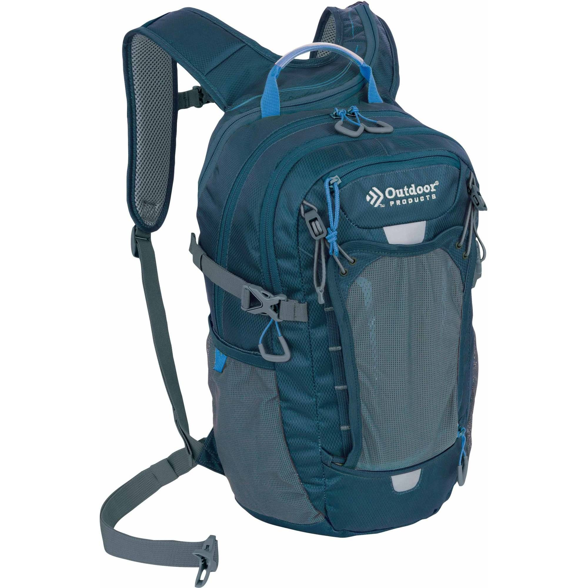 Outdoor Products Hydration Pack, Blue