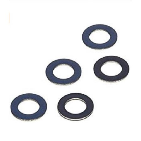 Scion Oil Drain Plug Gasket - Toyota OEM Oil Drain Plug Gasket 90430-12031