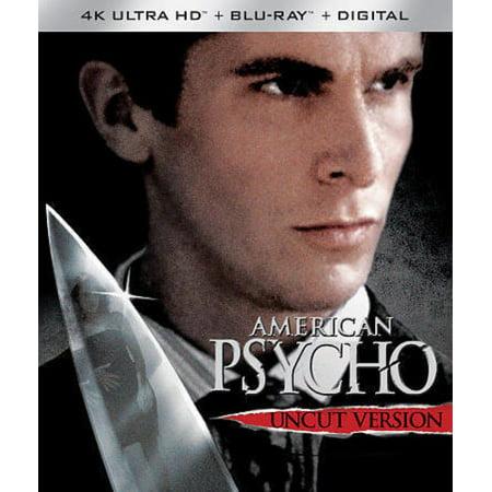 American Psycho (4K Ultra HD + Blu-ray)](Psycho Pumpkin)
