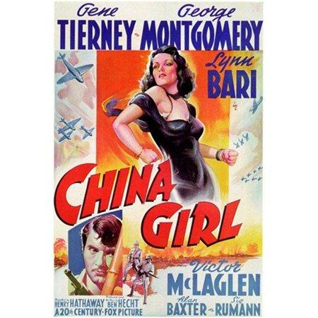 Posterazzi MOV198383 China Girl Movie Poster - 11 x 17 in. - image 1 de 1