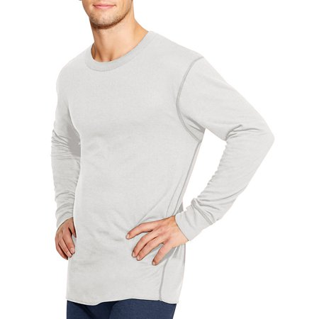 Duofold Mens Mid Weight Wicking Crew Neck Top