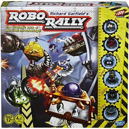 Richard Garfields Robo Rally Avalon Hill Game