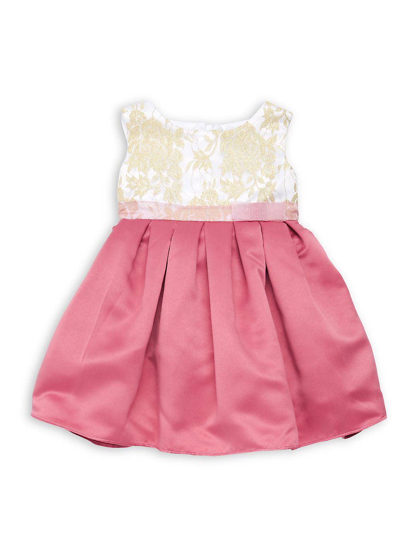 Baby Girl's Jasmine Embroidered Dress