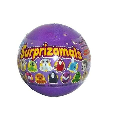 - Surprizamals Mystery Plush Figure Series 7 Ball, 1 count