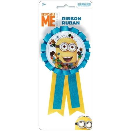 Despicable Me Party Supplies (Despicable Me Minions Award)