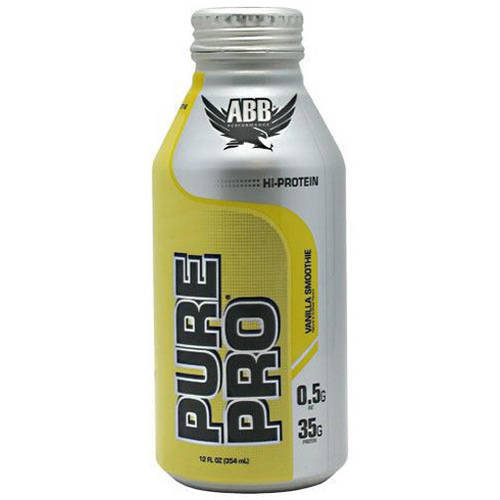 Image of ABB Pure Pro Pro, Vanilla Smoothie, 12 CT