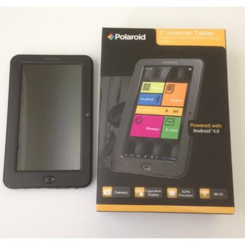 polaroid 7 inch android 4 0 wifi internet tablet with touch screen rh walmart com 9 Inch Polaroid Internet Tablet Polaroid Tablet PTAB7XC User Guide