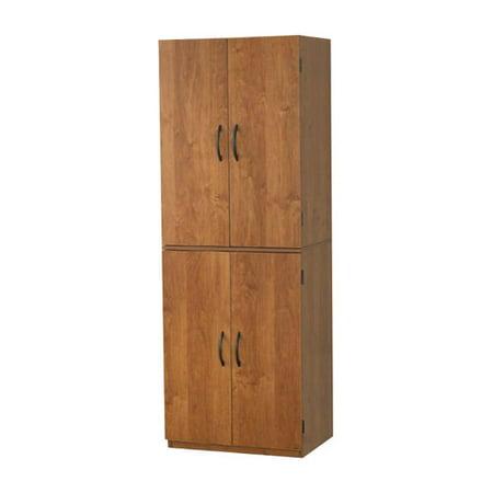 Mainstays Storage Cabinet, Alder - Mainstays Storage Cabinet, Alder - Walmart.com