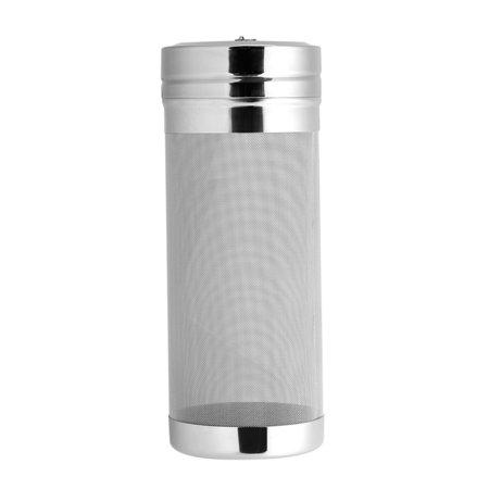 Filtre à bière en acier inoxydable de 300 microns pour trémie sèche de café maison - image 1 de 15