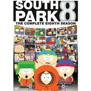 South Park: The Complete Eighth Season (Full Frame) by PARAMOUNT HOME VIDEO