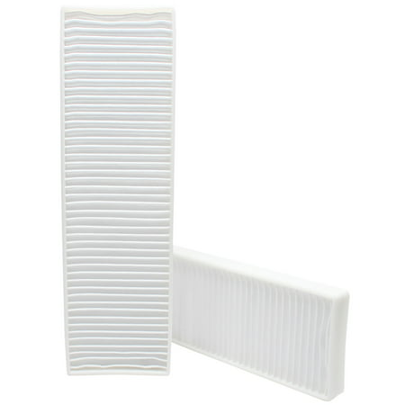 2-Pack Replacement Bissell 21K32 Vacuum Pleated Post Motor Filter - Compatible Bissell Style 7, 9, 16, 32076 HEPA Filter - image 4 de 4