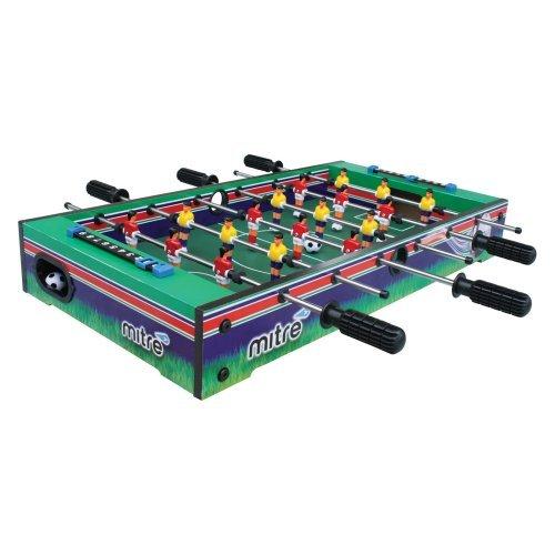 Mitre 27 in. Corner Kick Table Top Foosball Game