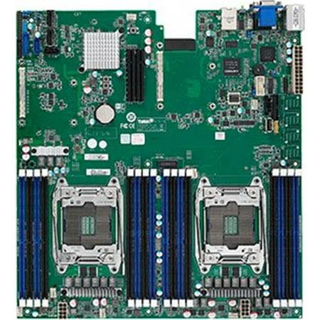 Tyan S7076GM2NR Xeon E5-2600v3 2xLGA2011 Socket-R3 C612 PCI-Express SATA EATX Motherboard